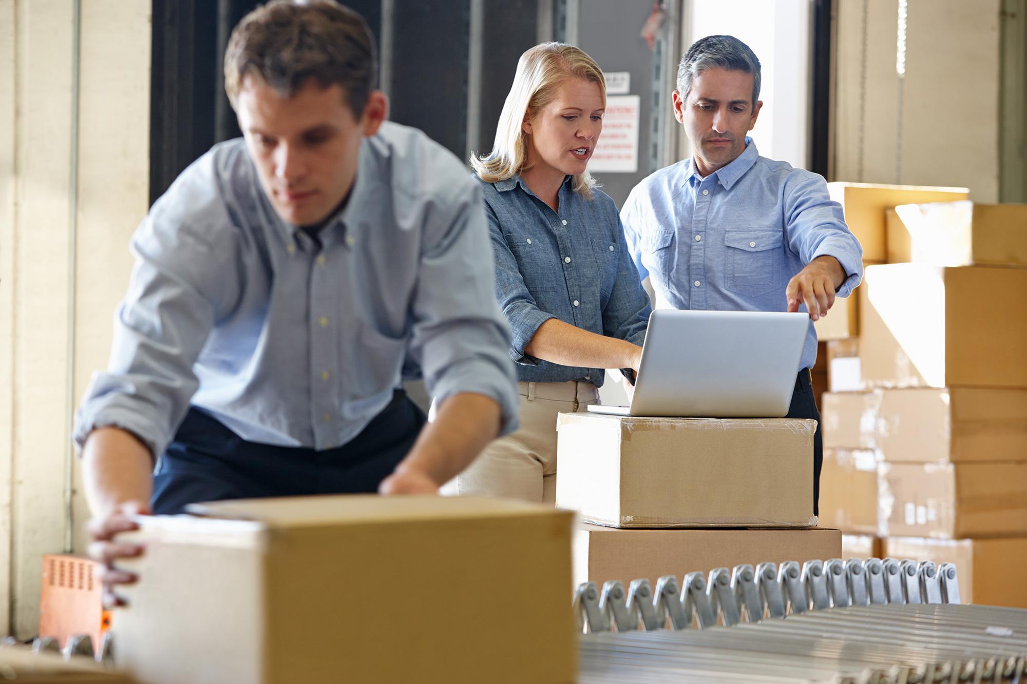 Inbound Vendor Management