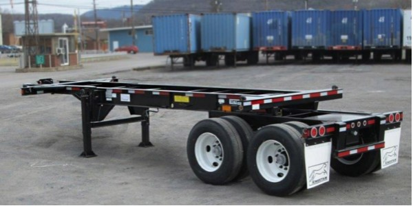 20' Intermodal Chassis