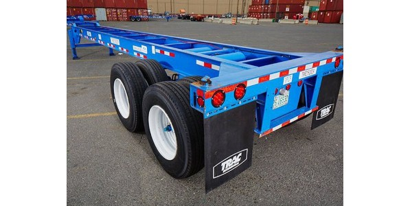 40' Intermodal Chassis