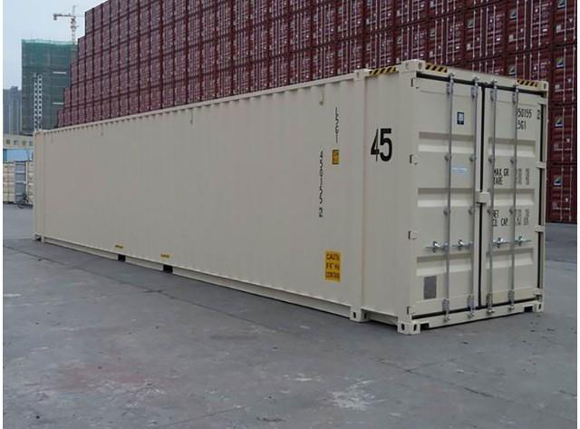 45' ISO Intermodal Container