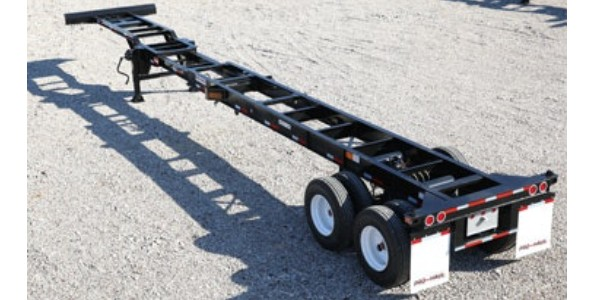 53' Intermodal Chassis