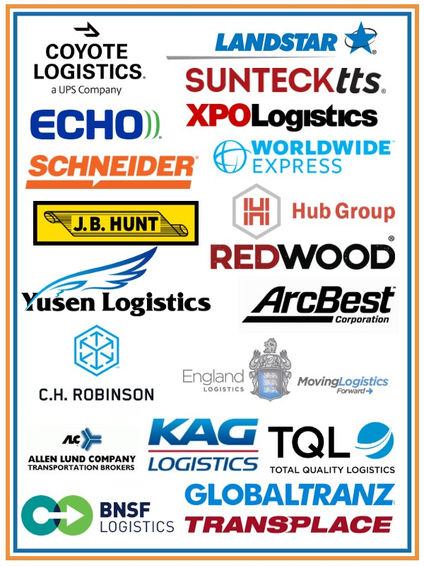 Best & Largest of Freight Brokers