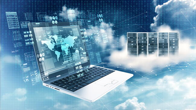 Cloud Computing freight management TMS