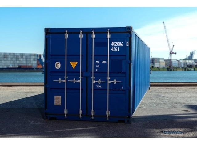 40' ISO Intermodal Container