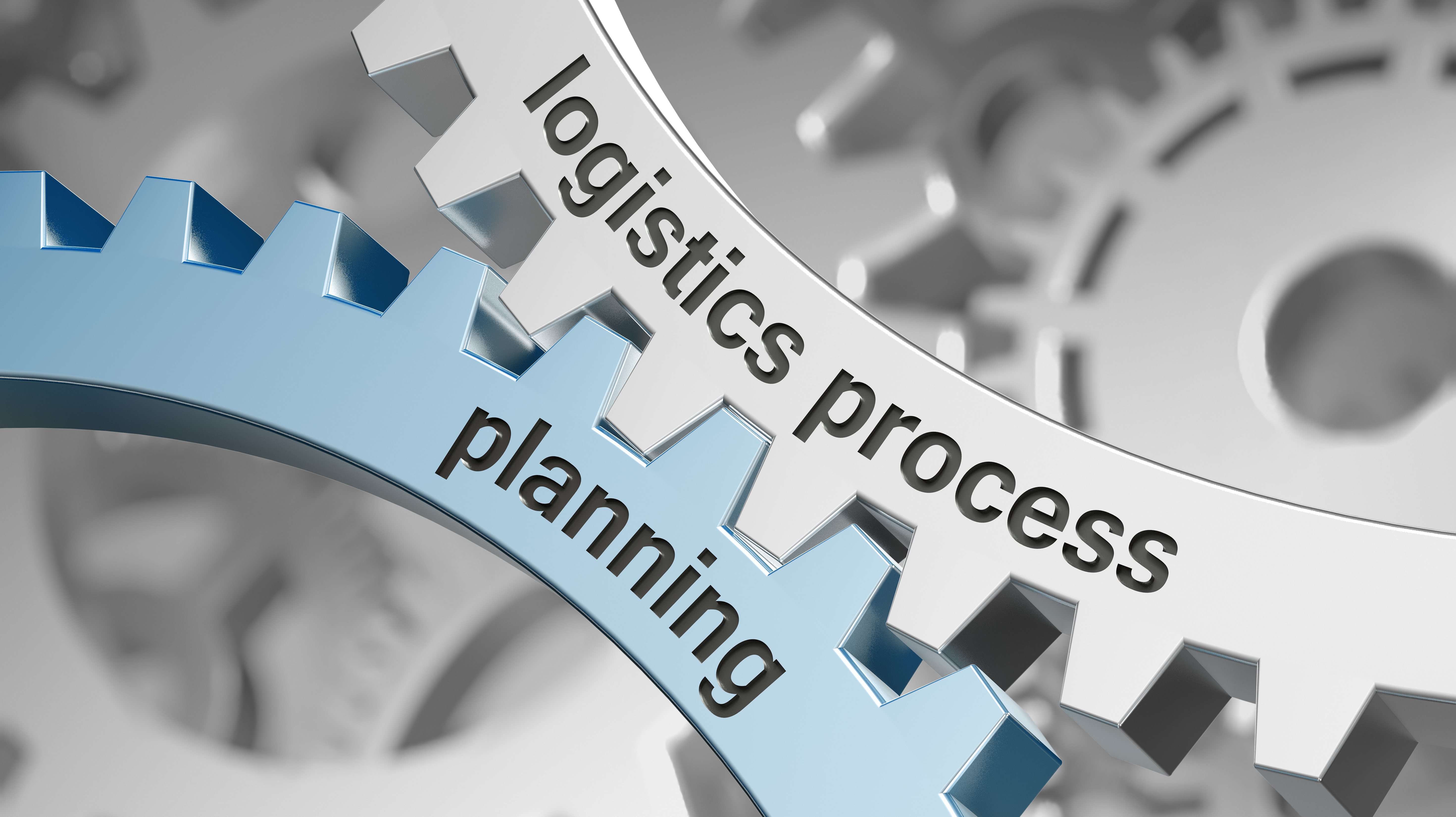 Logistics process and planning with freight management