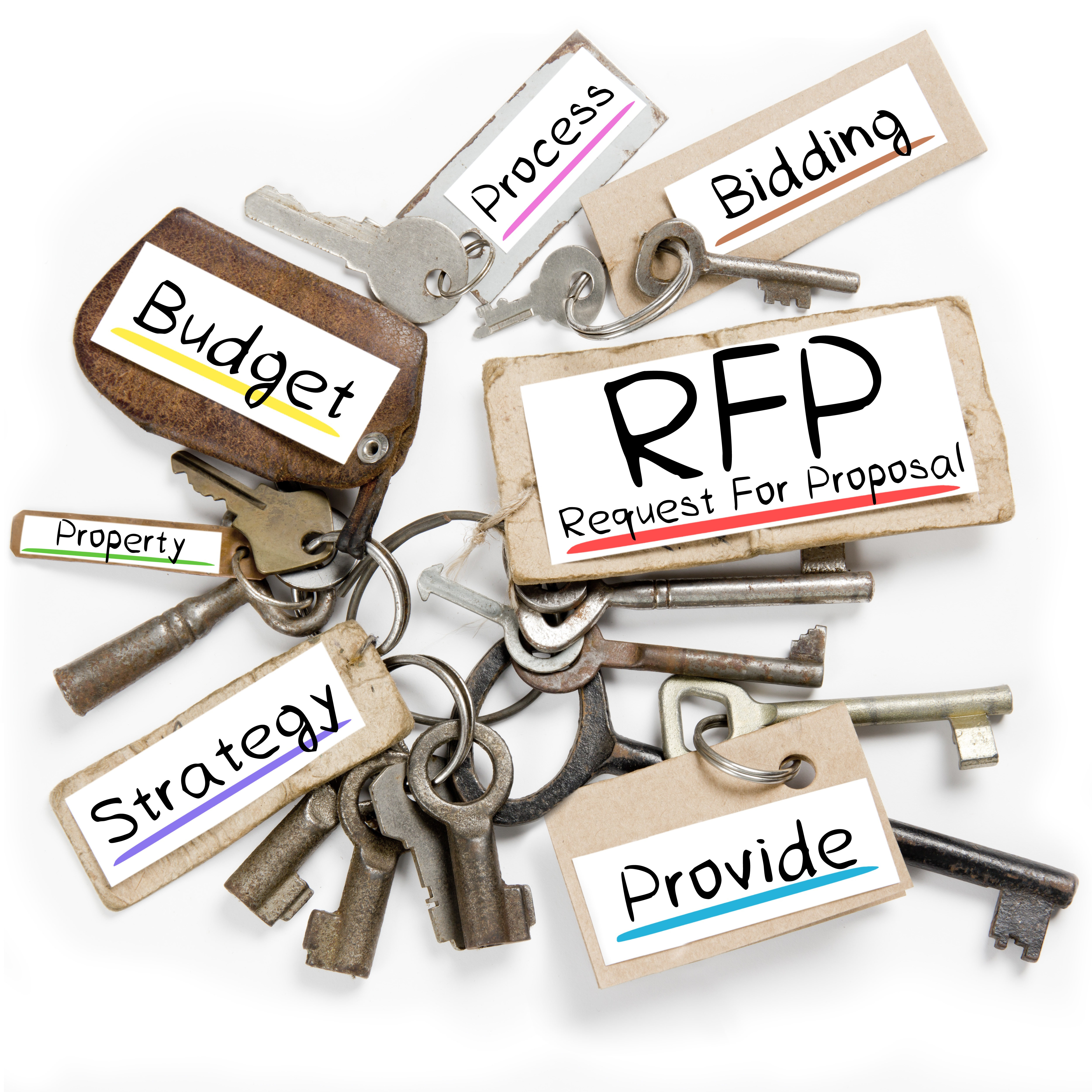 RFP Keys for freight management