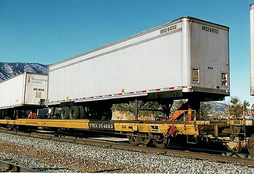 TOFC Intermodal