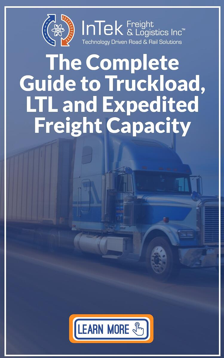 Complete Guide to Truckload, LTL and Freight Capacity