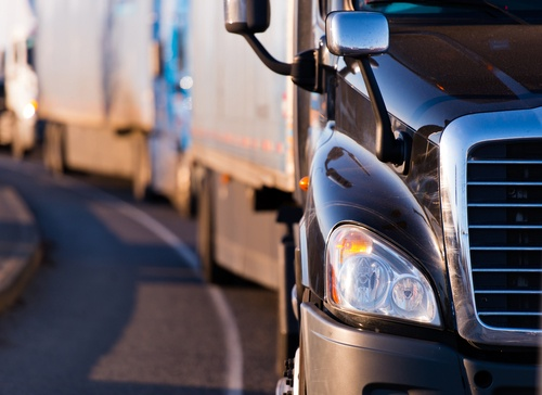 freight capacity improves with freight management