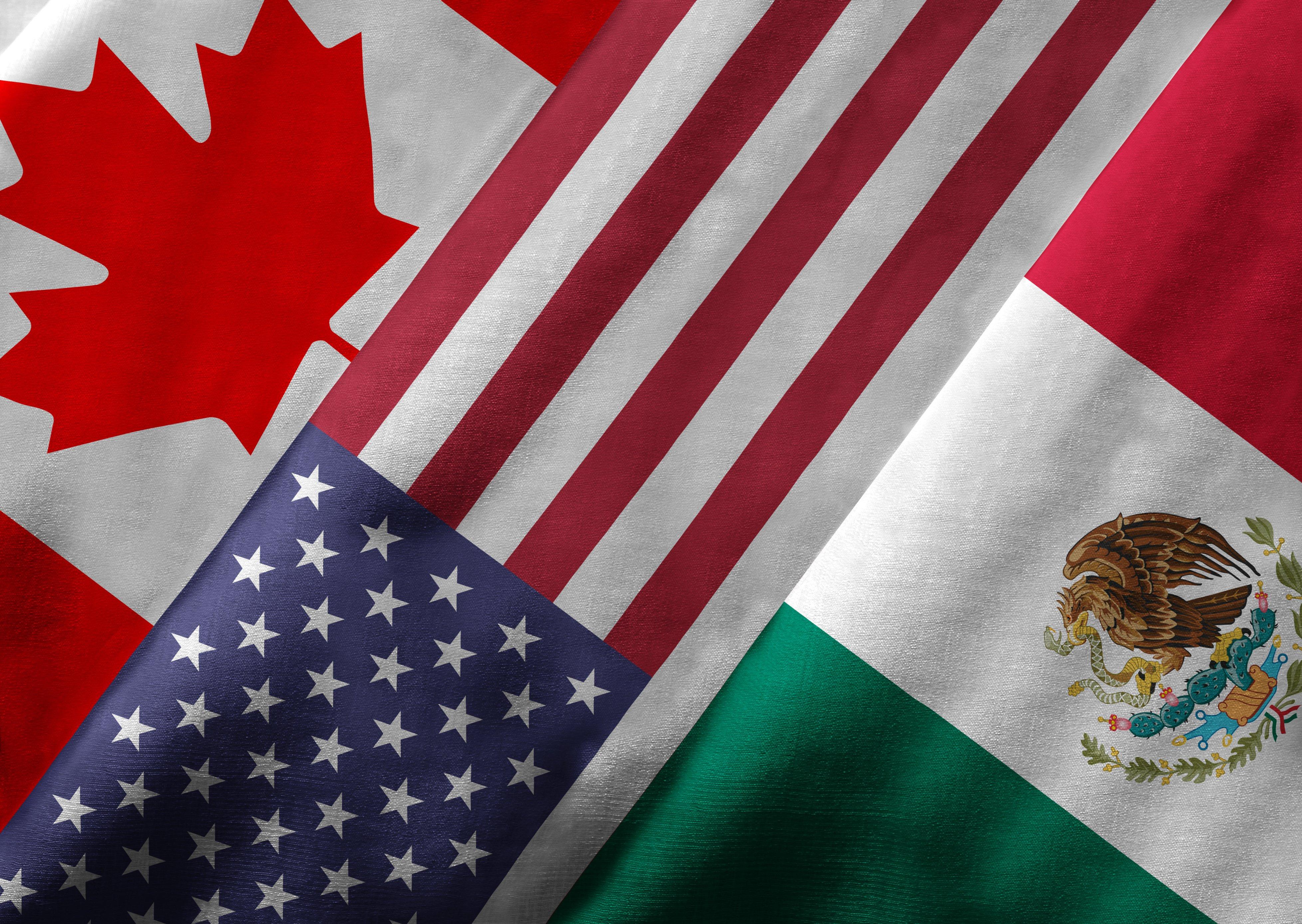 US Canada Mexico