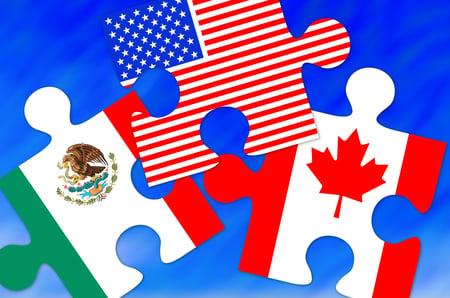US-Canada-Mexico Cross Border Shipping