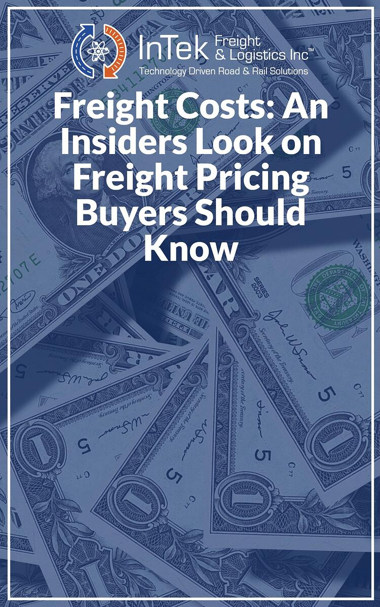 Freight Cost: An Insiders Look on Freight Pricing Buyers Should Know
