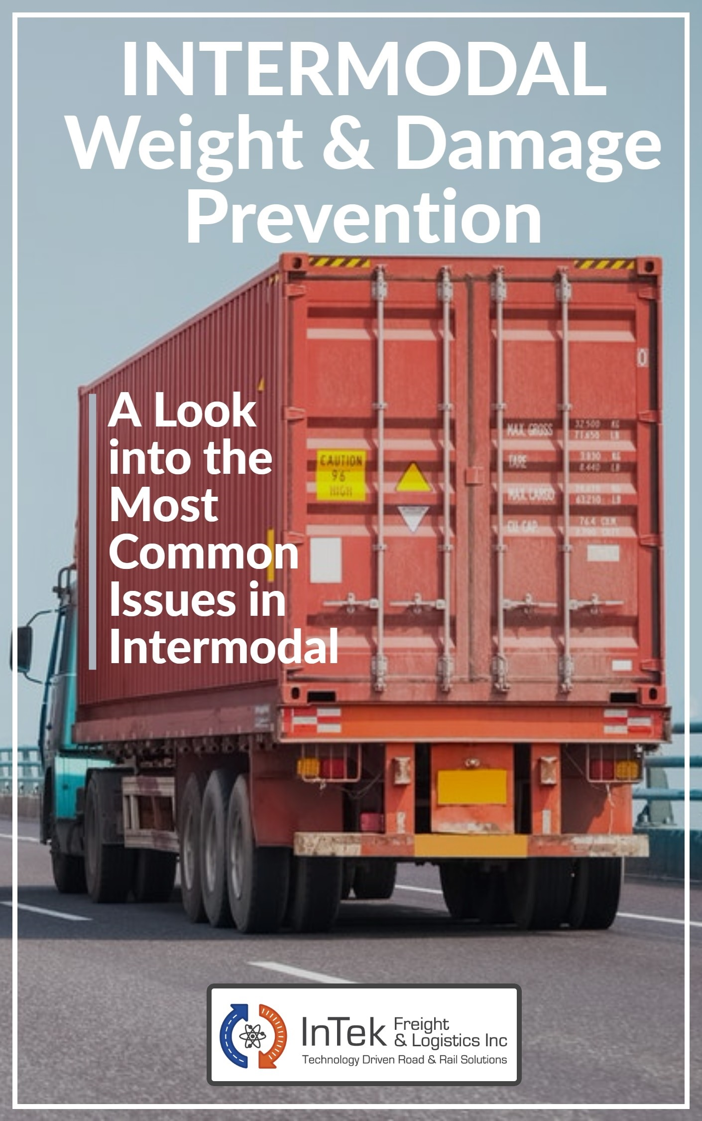 intermodal weight and damage prevention