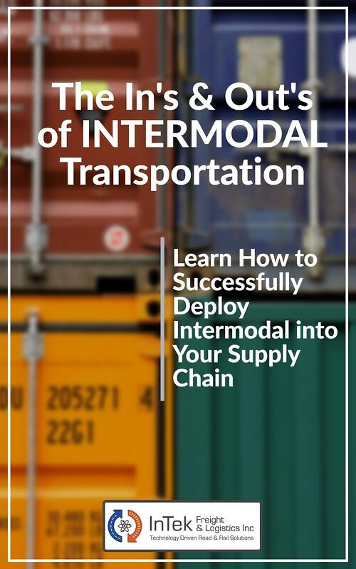 comprehensive guide intermodal transportation