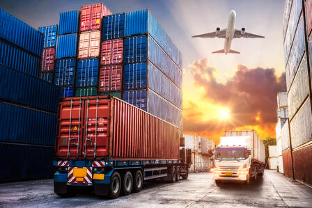 international ocean and air freight