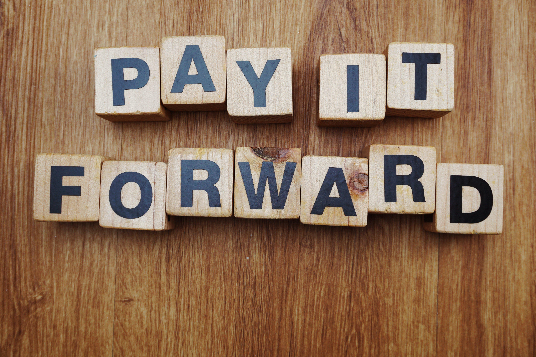 InTek pay it foward in the community