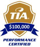 TIA $100,000 Freight Broker Bond