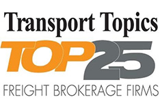 Transport Topics Top 25 Freight Brokers - SunteckTTS