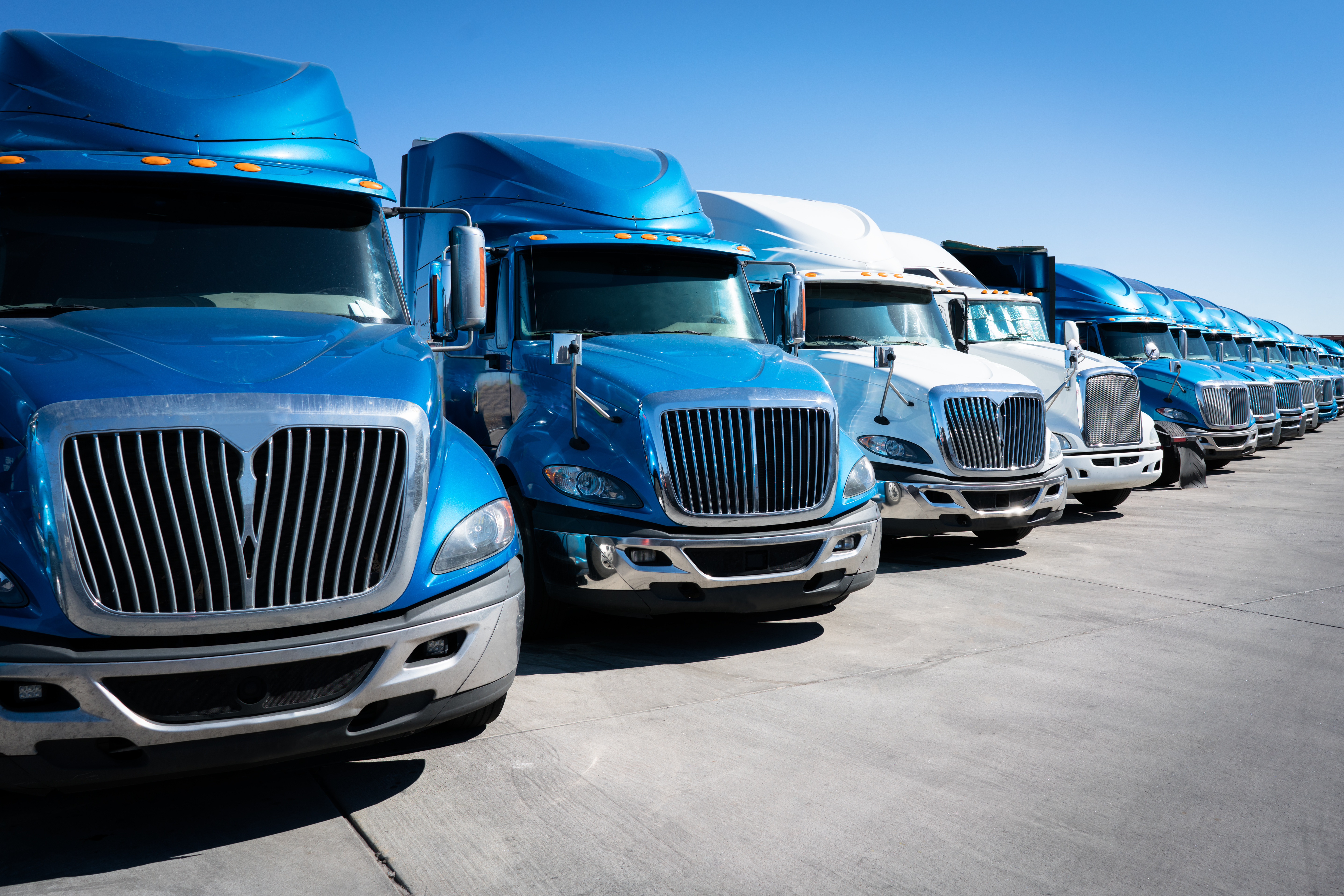 How to Properly Mark a Commercial Motor Vehicle | Minuteman's Blog